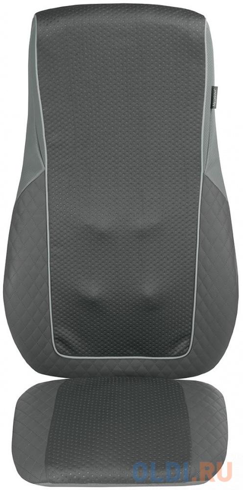 Массажная накидка Medisana MC 824 60Вт серый/черный