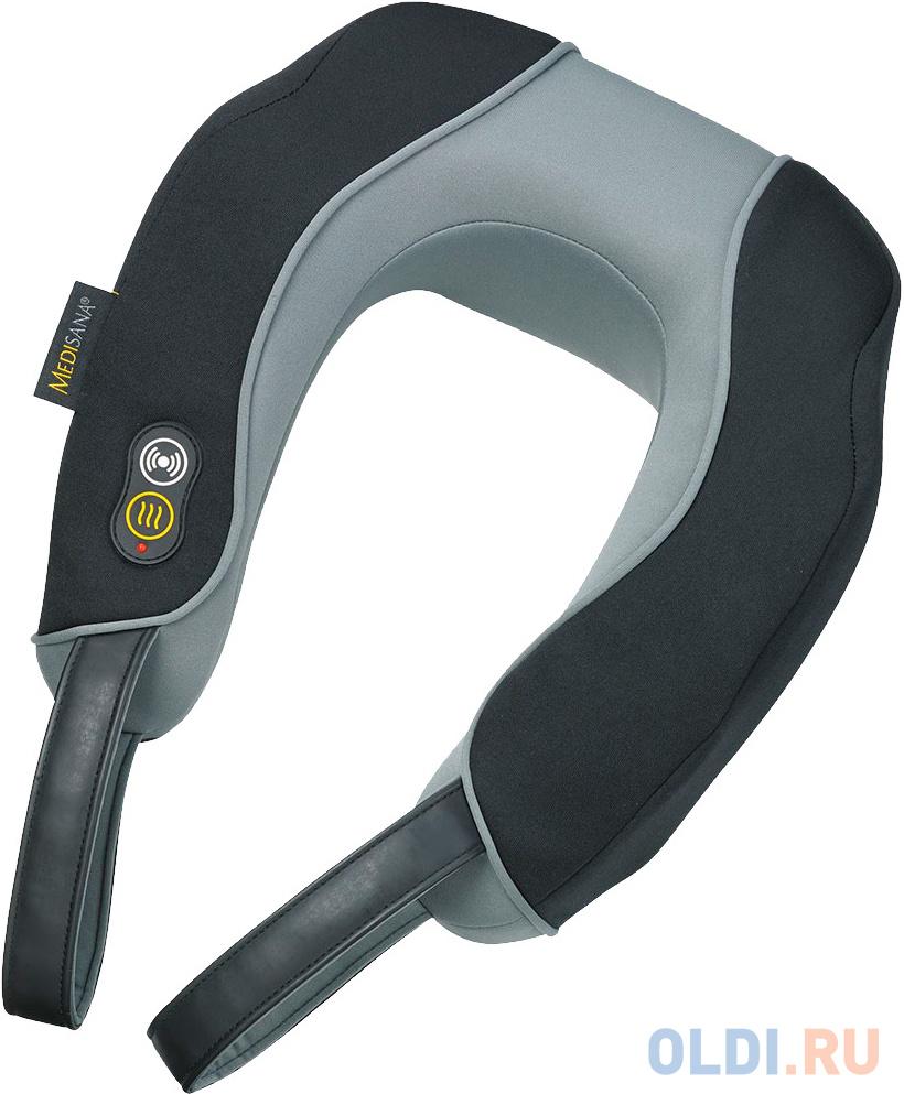 Массажер для шеи Medisana NM 866 3.6Вт серый массажер для шеи medisana mbt