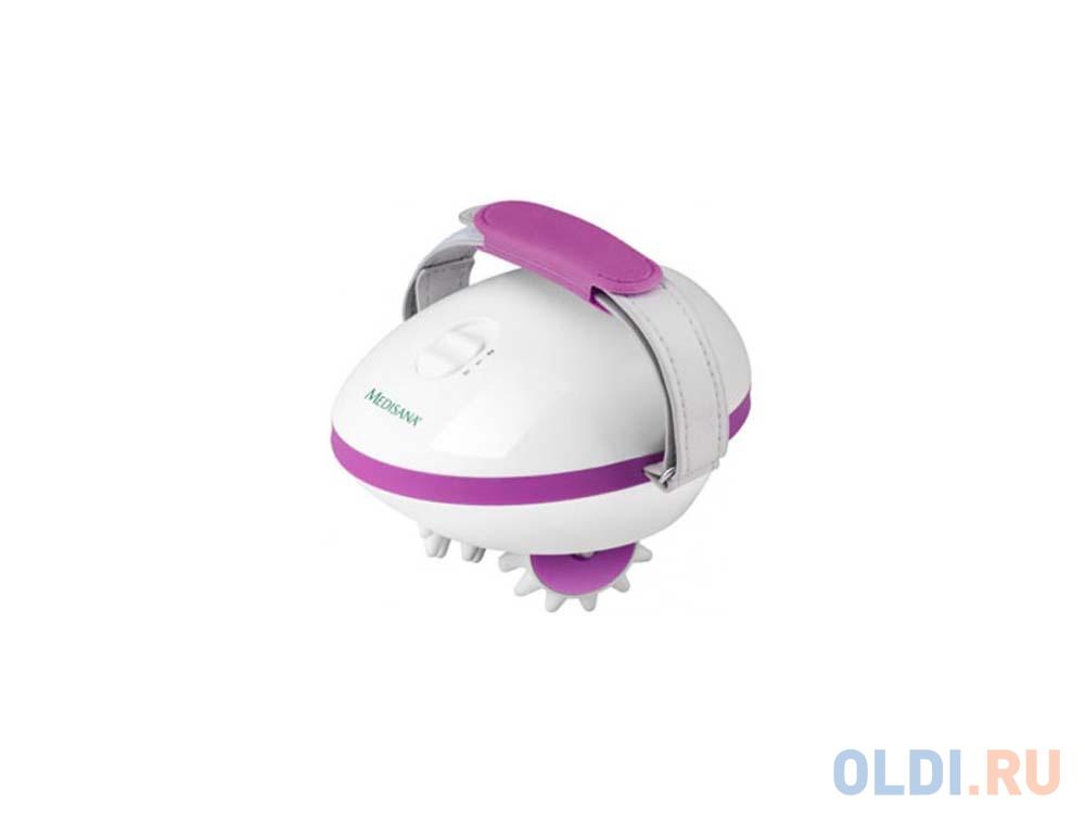 Массажер Medisana AC 850 бело-розовый 88540 массажер для шеи medisana mbt