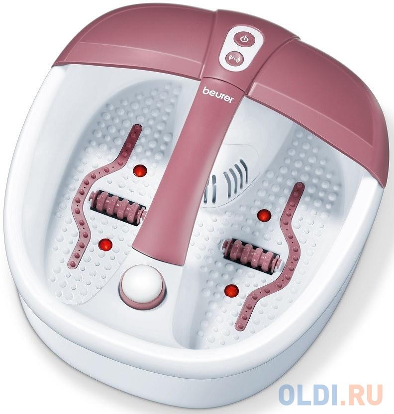 Гидромассажная ванночка для ног Beurer FB35 140Вт белый гидромассажная ванночка beurer fb 50