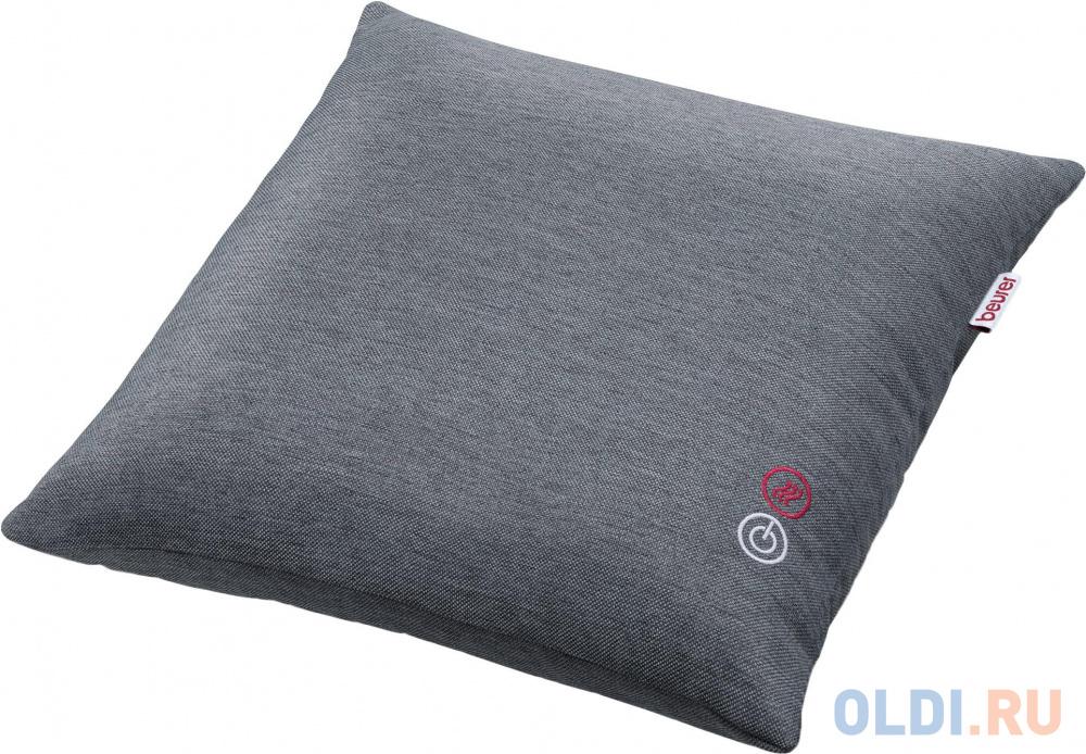 Фото - Массажная подушка Beurer MG135 18Вт серый массажная накидка beurer mg155 серый