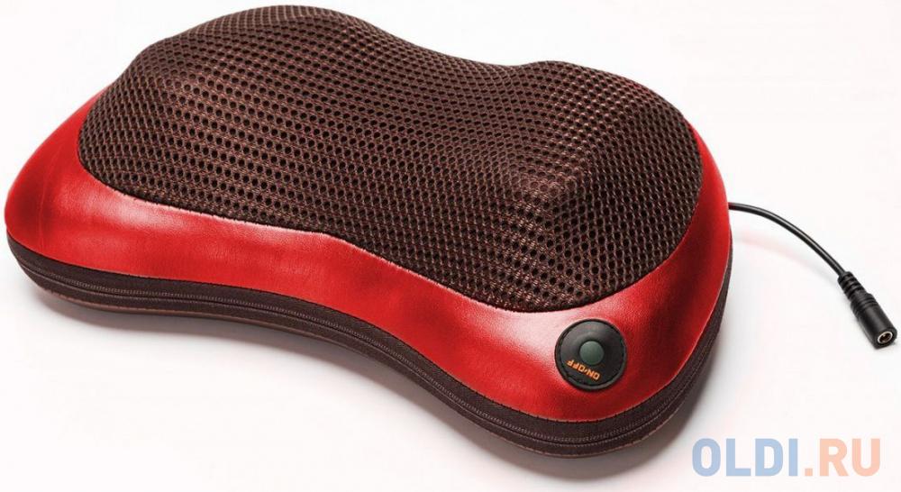 Массажная подушка Bradex KZ 0474 красный