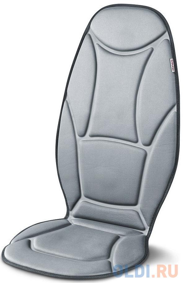 Массажная накидка Beurer MG155 9.6Вт серый фото