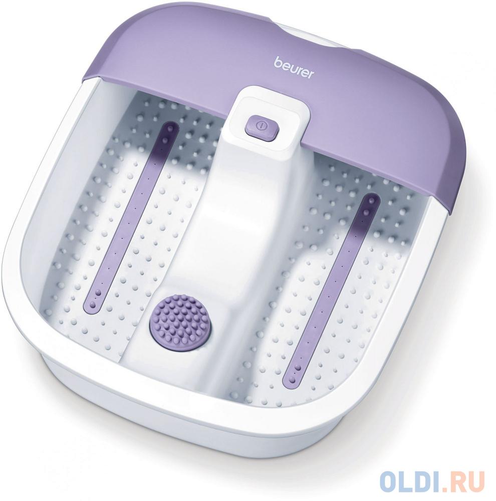 Гидромассажная ванночка для ног Beurer FB12 60Вт белый гидромассажная ванночка beurer fb 50