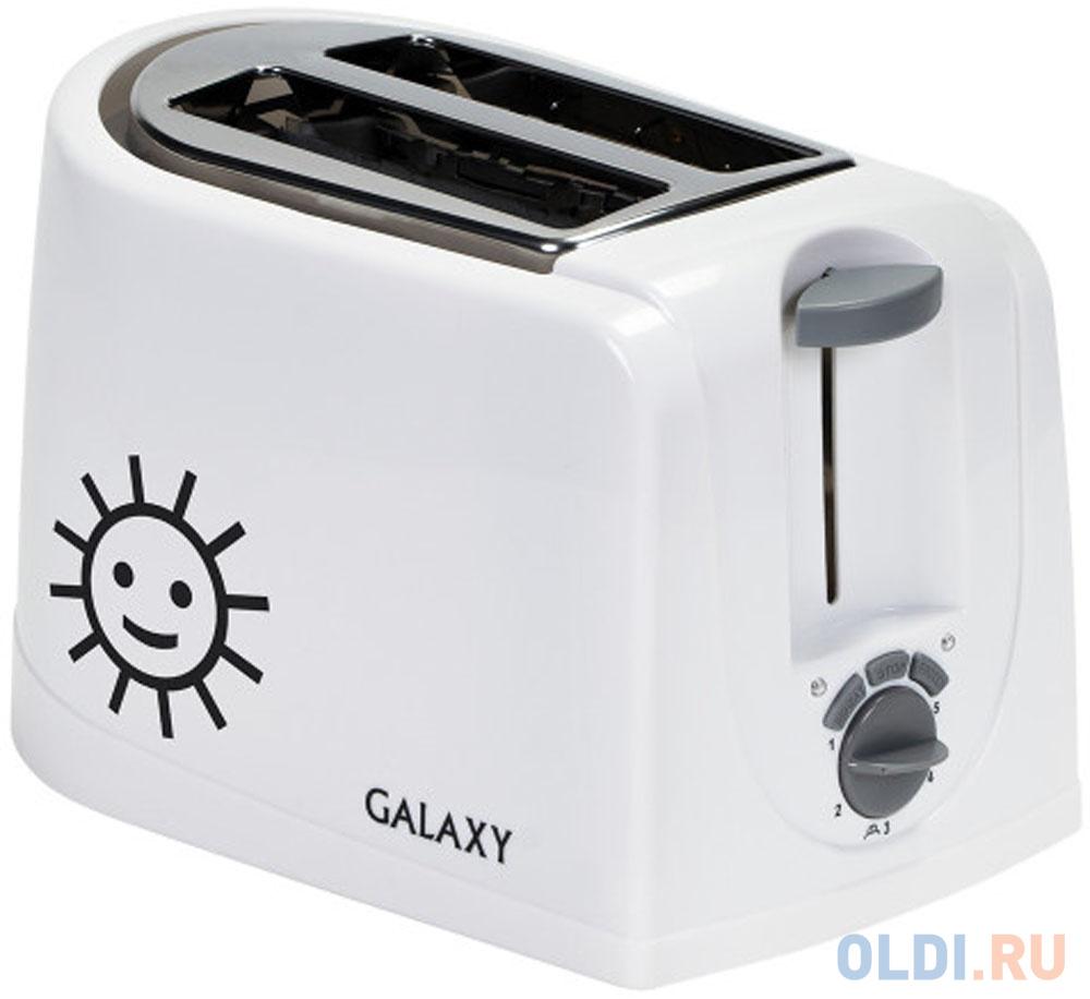 Тостер Galaxy GL 2900 тостер galaxy gl2902 серебристый чёрный