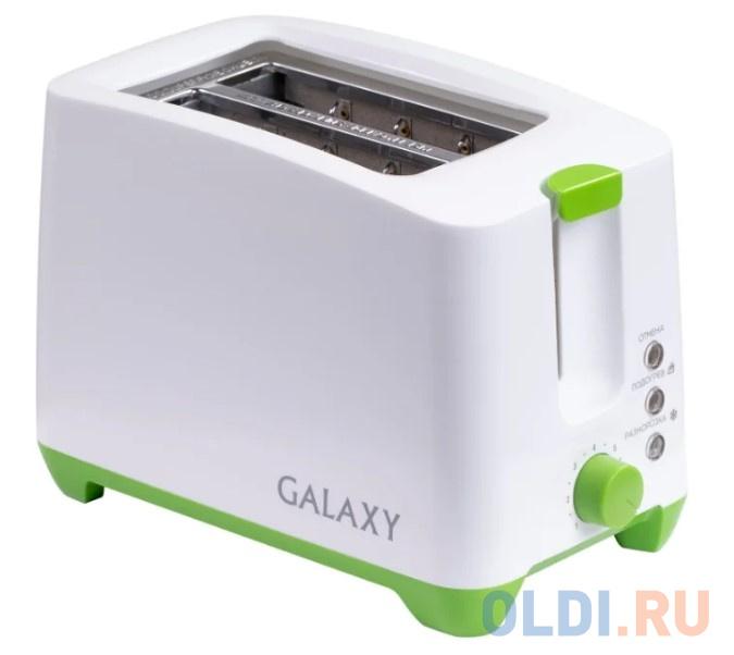 Тостер Galaxy GL2907 тостер galaxy gl2902 серебристый чёрный