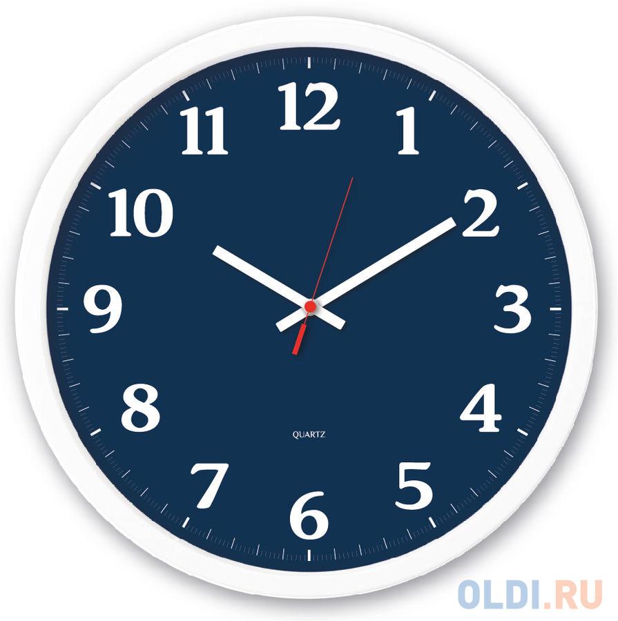 Фото - Часы настенные аналоговые Бюрократ WallC-R66P белый jimmy garmin vivomove мода спортивный зрелищный мониторинг активности смарт часы спортивная версия белый
