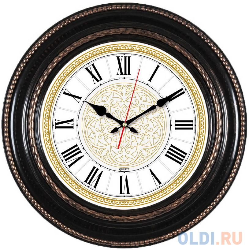 Фото - Часы настенные аналоговые Бюрократ WallC-R68P коричневый nemo одеяло puffin blanket коричневый