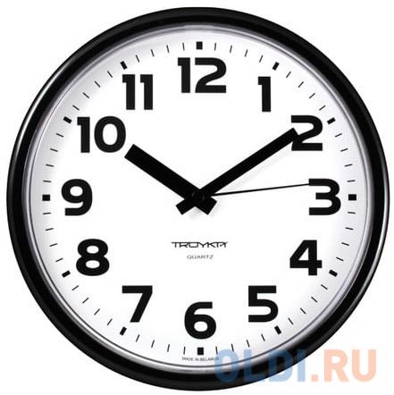 Фото - Часы настенные TROYKA 91900945, круг, белые, черная рамка, 23х23х4 см настенные фотокартины add color painting ts056698