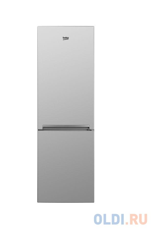 Холодильник Beko RCNK270K20S холодильник beko rcsk339m21w