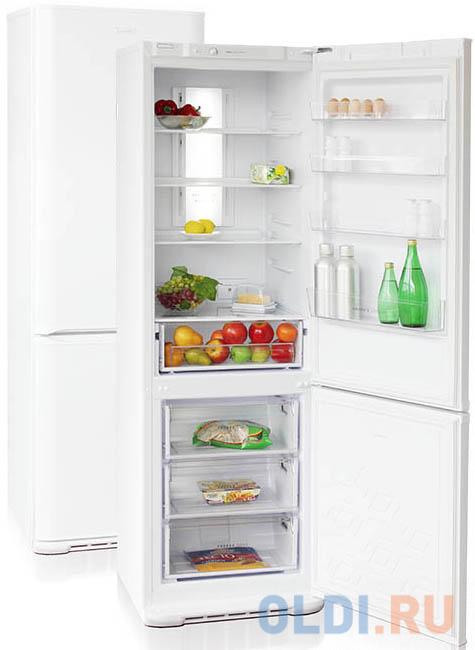 Холодильник Бирюса Б-360NF белый (двухкамерный) холодильник бирюса б m633 двухкамерный серебристый металлик