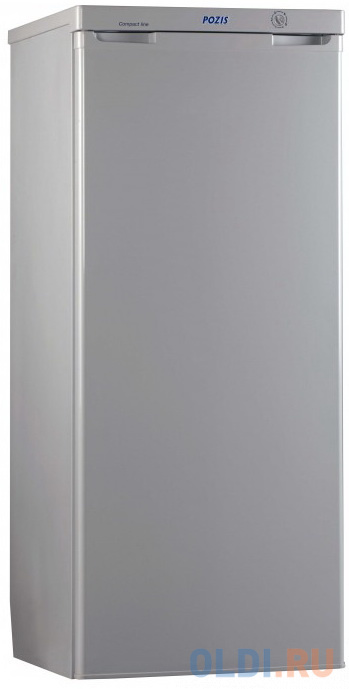 Холодильник Pozis RS-405 С серебристый холодильник pozis rs 411 s