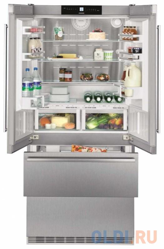 Холодильник Liebherr CBNes 6256-21 001 серебристый.