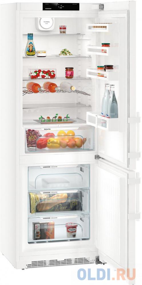 Фото - Холодильник Liebherr CN 5735 белый (двухкамерный) холодильник liebherr 5215 20 001 белый