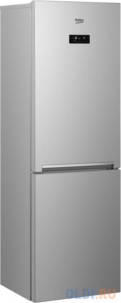 Холодильник Beko RCNK296E20S серебристый холодильник beko rcne520e20zgb