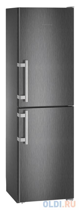 Холодильник Liebherr CNbs 3915-20 001 черный фото