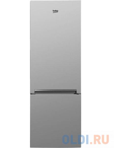 Холодильник Beko RCSK379M20S серебристый холодильник beko rcne520e20zgb