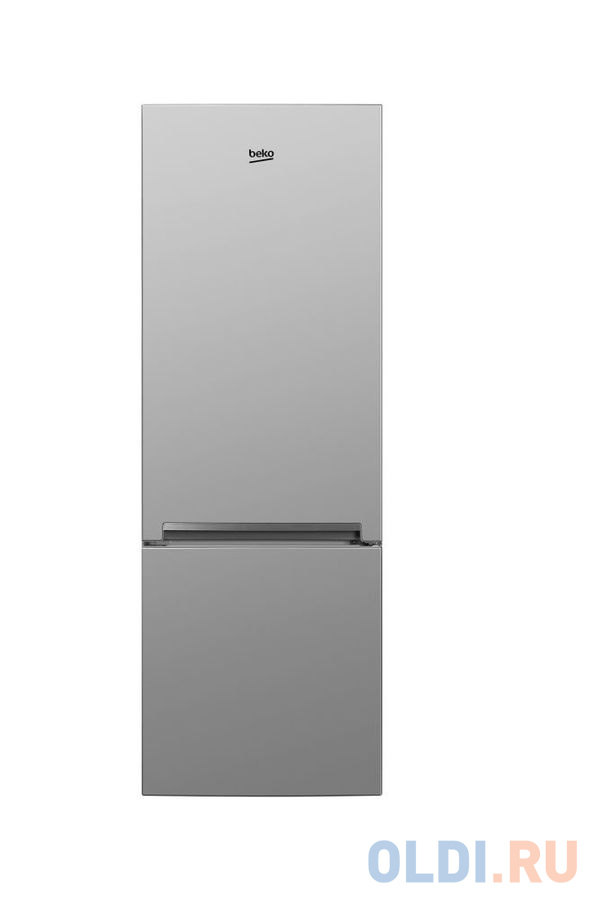 Холодильник Beko RCSK250M00S серебристый