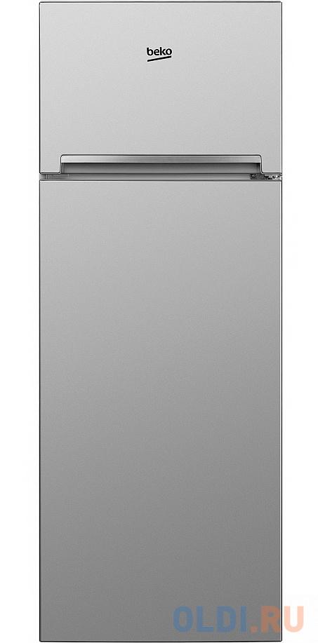 Холодильник Beko RDSK240M00S серебристый холодильник beko rcne520e20zgb