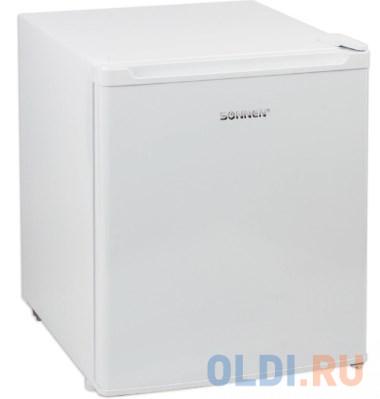 Холодильник SONNEN DF-1-06, однокамерный, объем 47 л, морозильная камера 4 л, 44х47х51 см, белый, DF1-06