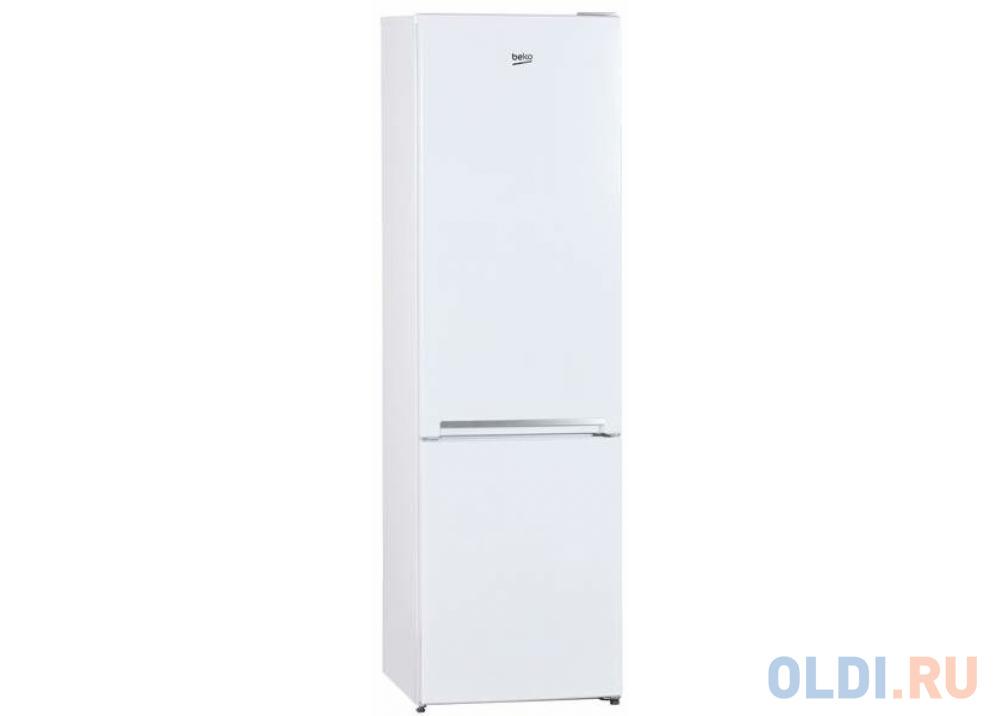 Холодильник Beko CSKW310M20W белый холодильник beko rcsk339m21w