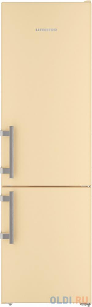 Фото - Холодильник Liebherr CNbe 4015-20 001 бежевый холодильник liebherr 5215 20 001 белый