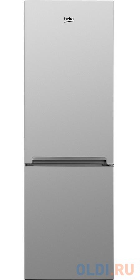 Холодильник Beko RCSK270M20S серебристый холодильник beko rcsk339m21w