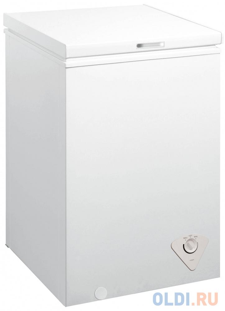 Морозильная камера Бирюса 115KX белый