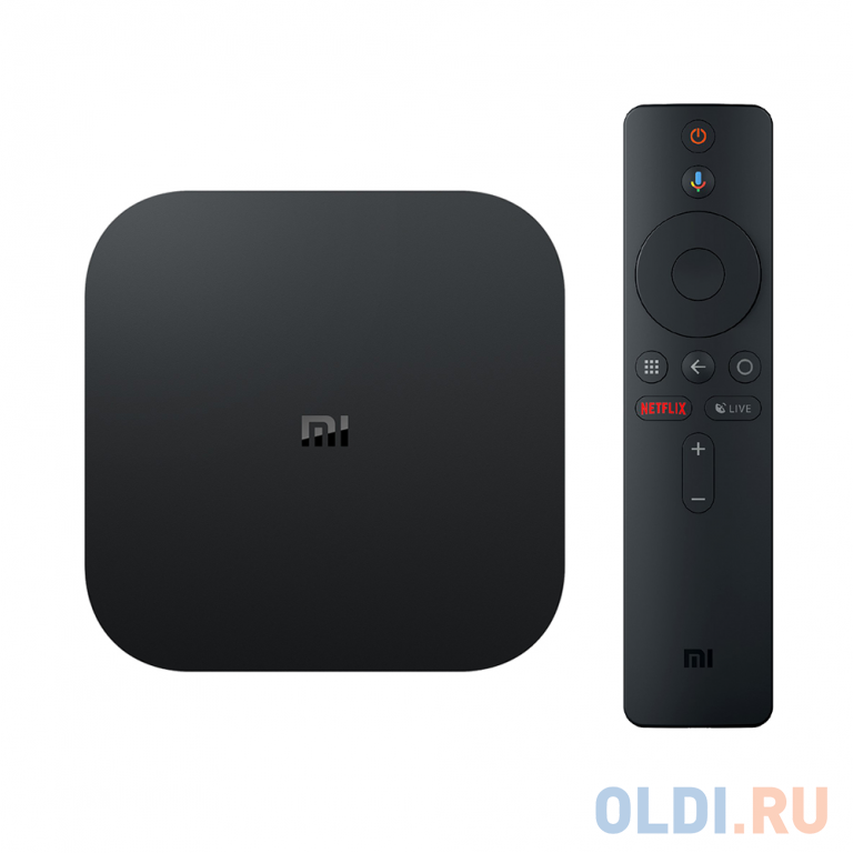 ТВ-приставка Mi TV Box S EU