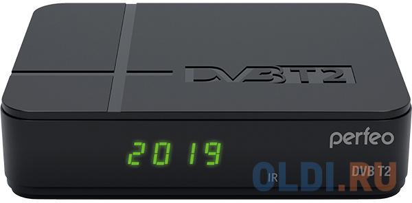 Фото - Perfeo DVB-T2/C приставка COMBI для цифр.TV, Wi-Fi, IPTV, HDMI, 2 USB, DolbyDigital, обуч.пульт ДУ perfeo dvb t2 c medium pf_a4487