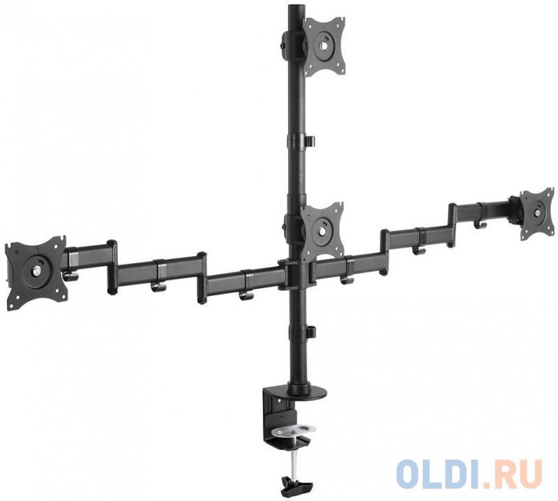 Кронштейн для мониторов Arm Media LCD-T16 Для 4-Х 10