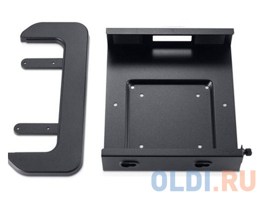 Фото - Кронштейн для монитора Dell OptiPlex Micro Dual VESA Mount 482-BBBQ Black клавиатура topon top 67855 для dell inspiron mini 12 1210 series black