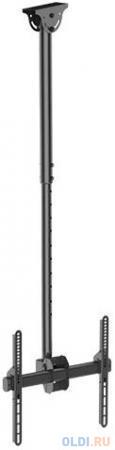 Фото - Кронштейн потолочный ARM Media LCD-1700 черный, для LED/LCD/PLASMA TV 26-65, max 55 кг, 3 ст свободы, от потолка 1060-1560мм, max VESA 400x400 мм arm media plasma 5 new черный