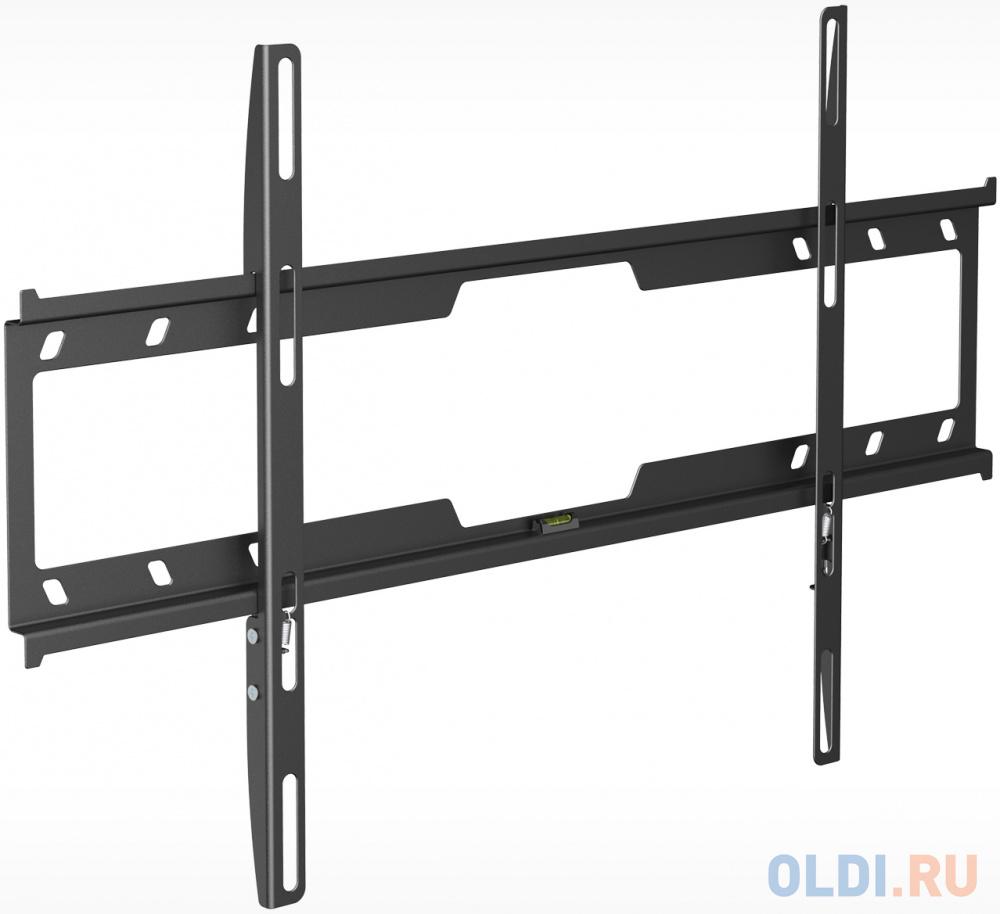 Фото - Кронштейн Holder F6618-B черный для ЖК ТВ 32-70 настенный фиксированный до 45 кг кронштейн