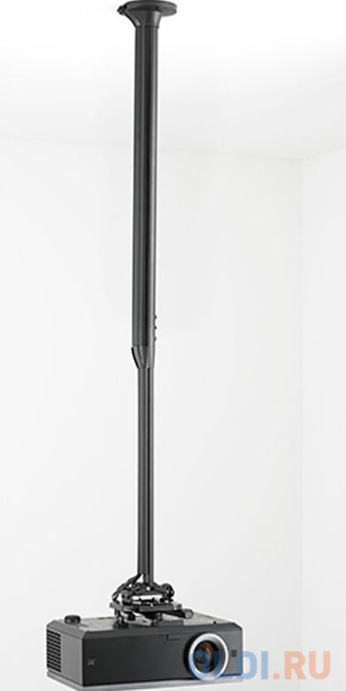 [KITEC080135B] Потолочный комплект для проектора Chief KITEC080135B нагрузка до 11,3 кг., длина штанги 80-135 см, микрорегулировки: пов. 3°, накл. 15°, вращ. 360°, черн. [kitec080135b] потолочный комплект для проектора chief kitec080135b нагрузка до 11 3 кг длина штанги 80 135 см микрорегулировки пов 3° накл 15° вращ 360° черн