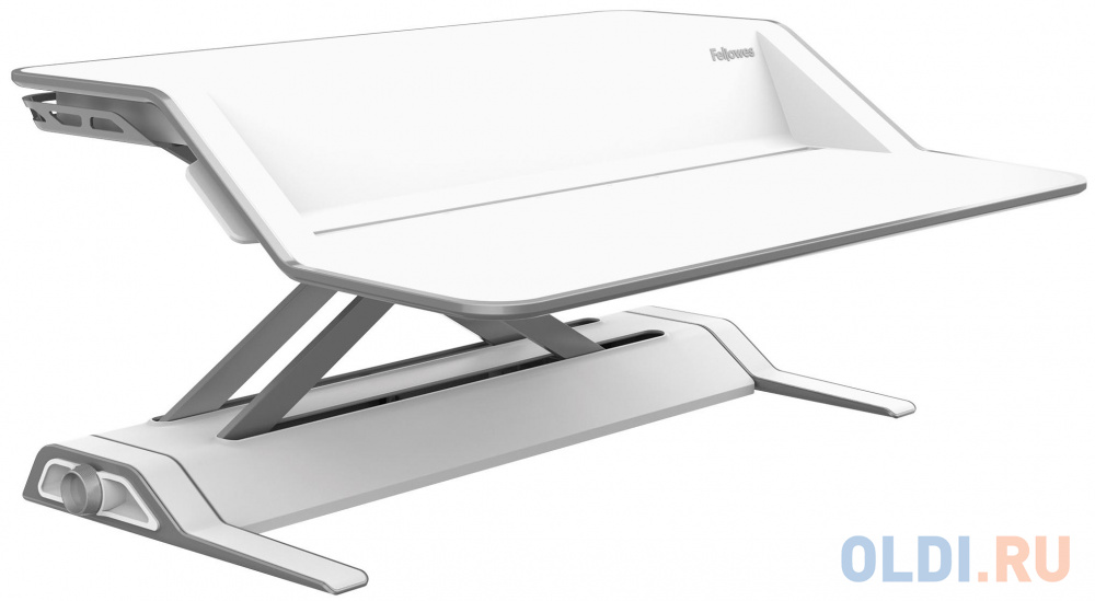 Подставка для монитора Fellowes Lotus Sit-Stand Workstation белый FS-00099