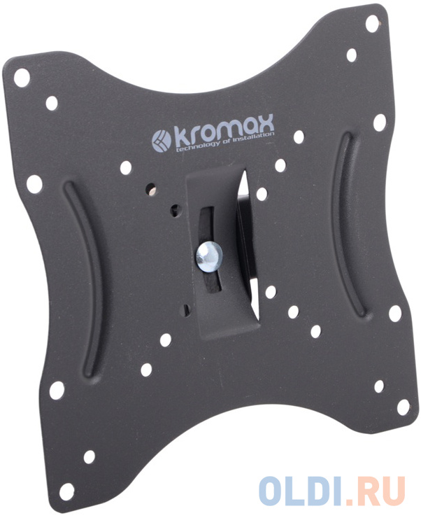 Настенное крепление Kromax GALACTIC-11 Black, 10'' - 24'', до 20 кг наушники forza 916 039 black