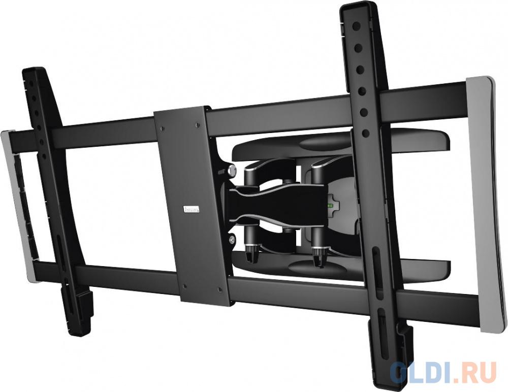 Кронштейн для телевизора Hama Fullmotion TV Premium черный 37