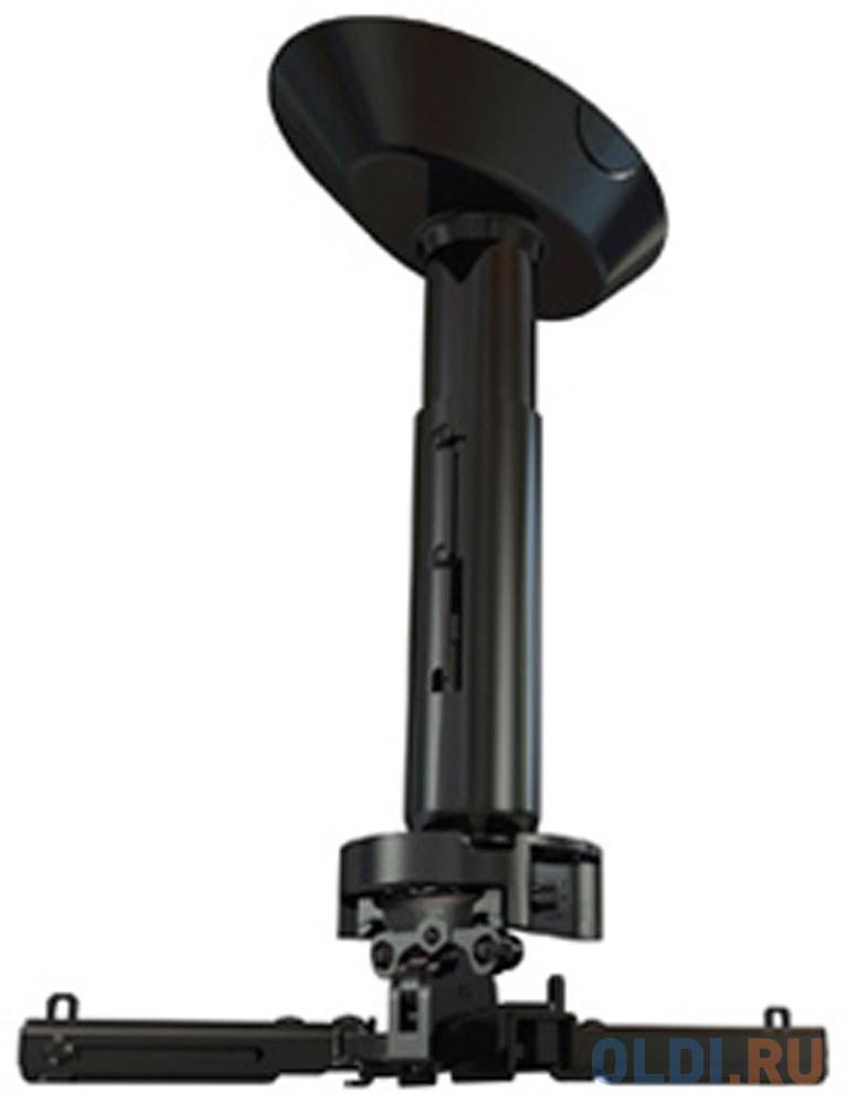 Крепеж Wize Pro PR11A потолочный универсальный наклон +/- 25° поворот +/- 6° вращение 360° фото