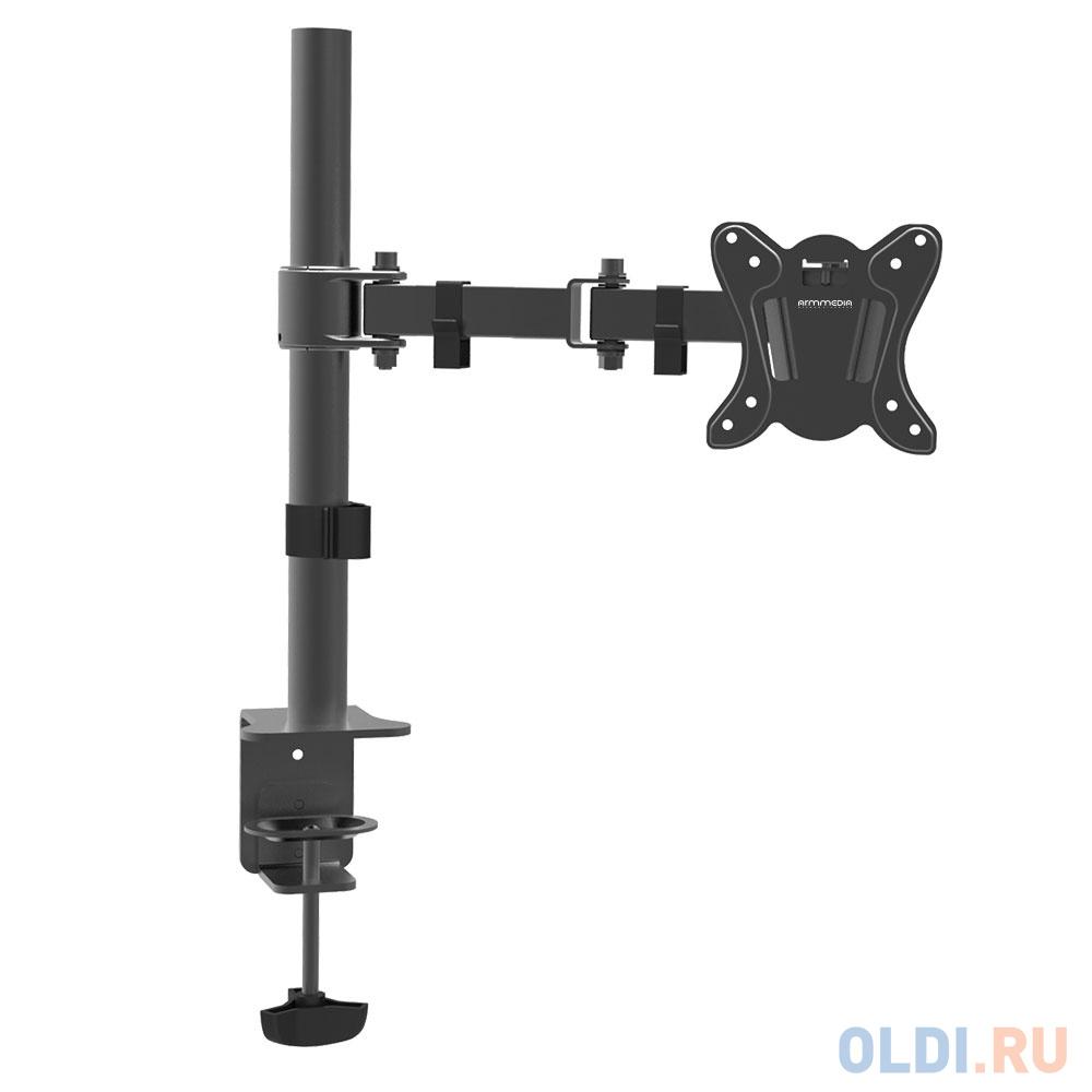 Фото - Кронштейн для монитора ARM media LCD-T12 15-32 Black кронштейн