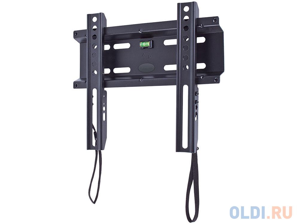 Фото - Кронштейн для телевизора Kromax FLAT-5 15-47 Black кронштейн для телевизоров kromax flat 5 black