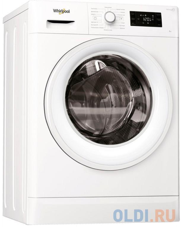Стиральная машина Whirlpool FWSG61053W белый.
