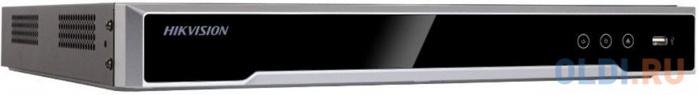 Видеорегистратор сетевой Hikvision DS-7616NI-K2/16P 3840x2160 2хHDD HDMI VGA до 16 каналов.