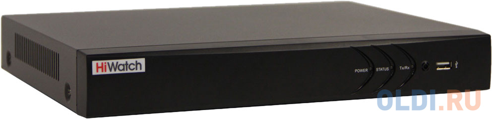 Видеорегистратор Hikvision HiWatch DS-N316 (В) видеорегистратор hikvision hiwatch ds n304w