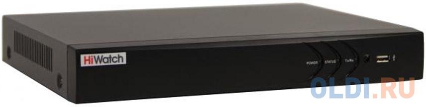 Видеорегистратор Hikvision HiWatch DS-N308/2P видеорегистратор hikvision hiwatch ds n304w