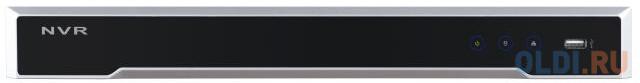 Видеорегистратор сетевой Hikvision DS-7616NI-K2 3840x2160 2хHDD HDMI VGA до 16 каналов.