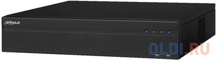 Видеорегистратор сетевой Dahua DHI-NVR5864-4KS2 3840x2160 8хHDD 6Тб HDMI VGA до 64 каналов