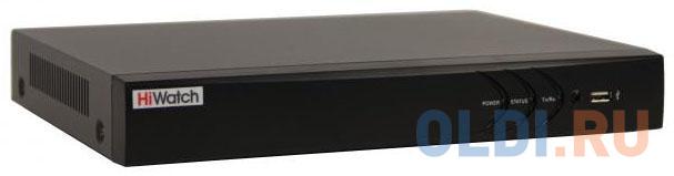 Видеорегистратор Hikvision HiWatch DS-N332/2 видеорегистратор hikvision hiwatch ds n304w