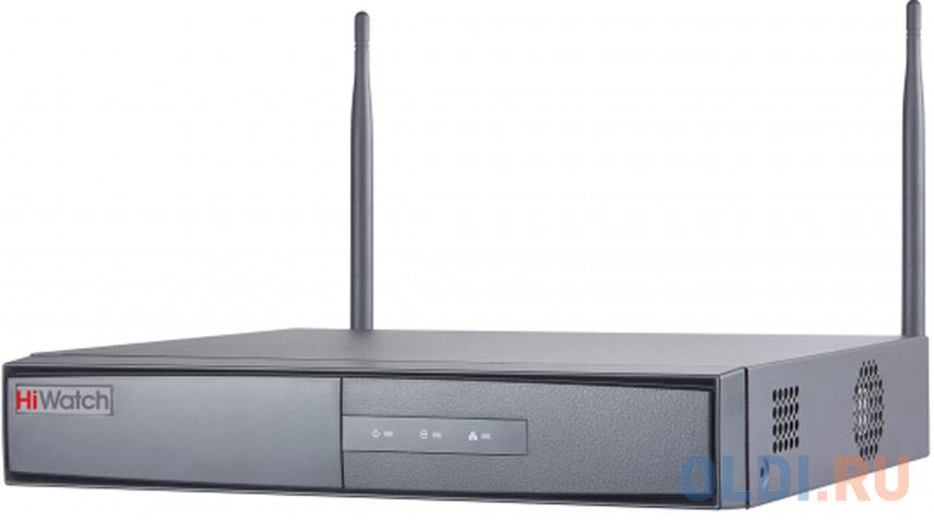 Видеорегистратор Hikvision HiWatch DS-N304W видеорегистратор hikvision hiwatch ds n304w