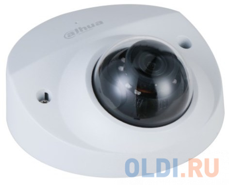 Видеокамера IP Dahua DH-IPC-HDBW3241FP-AS-0280B 2.8-2.8мм цветная